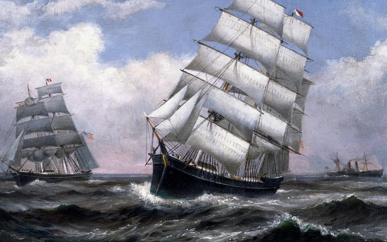 All at Sea: Nautical metaphors in the English language ...