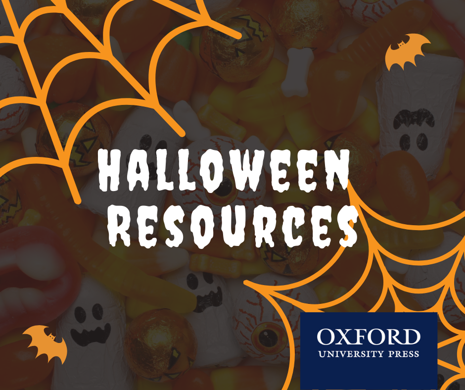 Halloween EFL activities and resources   Oxford University Press